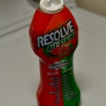 Resolve All-Stains – Gets Out Those Pesky Stains