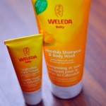 Celeb Moms Love All Natural Baby Care – Weleda Baby