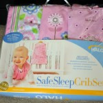 HALO SleepSack Crib Set Review