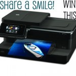 HP eSmiles – HP Photosmart 7510 e-All-in-One Printer Giveaway!
