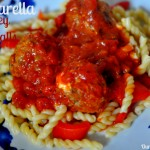 Mozzarella Stuffed Meatballs Kid Friendly Recipe