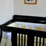 nojo blossoms crib set