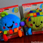 The Adorable New Fisher-Price Giggle Gang – Giveaway