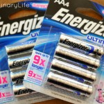 Energizer Ultimate Lithium – Giveaway