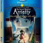 THE SECRET WORLD OF ARRIETTY on Blu-ray & DVD Combo Pack Review