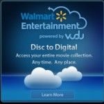 Access Your Fave Movies With New Disc-to-Digital Service‏ At WalMart – WalMart Gift Card Giveaway!