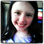 Kaila Lost Her First Top Tooth