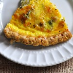 Easy Broccoli and Cheese Quiche Recipe