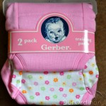 Potty Training: Gerber Childrenswear Training Pants