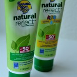 New Banana Boat® Natural Reflect Sunscreen – #SummerFunGiveaway