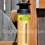 Black Flag Flying Insect Trap – Flies, Yellow Jackets & Wasps – #SummerFunGiveaway
