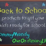 Back To School – Mom Must Haves