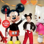 Giant Gliding Balloons Now At Party City – $50 Gift Card Giveaway!