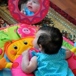 Tummy-Time Fun: Tiny Love Ladybug
