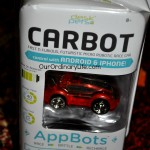 The CarBot – Robot Toy Car Controlled by Smartphoneâ
