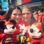 I Was In The Master Moves Mickey Flash Mob in Times Square NYC!!