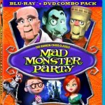 Halloween DVD Treats – Mad Monster Party and Power Rangers Monster Bash Now On DVD & Blu-ray