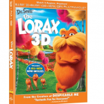 The Lorax Now On Blu-ray