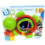 Bkids Shape 'N Slide Pals Bath Toy – Giveaway