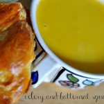 Perfect Fall Soups – Roasted Butternut Squash and Celery Soup Recipe
