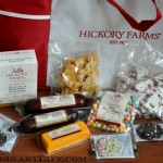 Holiday Gift Guide: Food Gifts – Hickory Farms Pack and Go Picnic Tote #HickoryFarmsMom