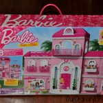 Holiday Gift Guide: Mega Bloks® Barbie®  Luxury Mansion – Giveaway