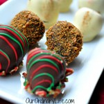 Holiday Gift Guide: Fannie May Berries Holiday Chocolate Dipped Strawberries – Giveaway