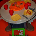 Holiday Gift Guide: Fisher-Price Servin' Surprises Cook 'n Serve Kitchen and Table Set