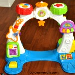 Hot For The Holidays: Gifts For Baby – Playskool Rocktivity Sit Crawl Stand Band