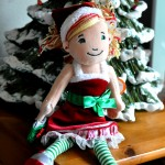 Great Stocking Stuffer Gift Ideas: Cali Candy Cane Doll – #calicandycane Giveaway