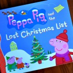 Holiday Gift Guide: Books – Peppa Pig and the Lost Christmas List