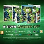 Nintendo Games: Ben 10 Omniverse, Adventure Time & Dreamwork's Rise Of The Guardians