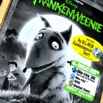 Frankenweenie 3D  Now on Blu-ray