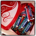 Valentine's Day Treat from Balance Bar® – Giveaway