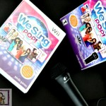 We Sing POP! – The New Karaoke-Style Wii Game  + Microphone Bundle