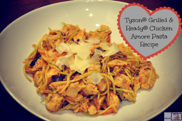 Tyson® Grilled & Ready® Chicken Amore Pasta