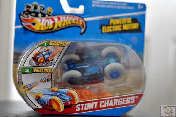 Hot Wheels Stunt Chargers‏