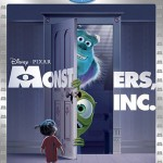 Pixar's Monster Inc. – Now In 3D Blu-Ray