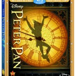 Peter Pan Diamond Edition Blu-ray Combo Pack (Blu-ray + DVD + Digital Copy)