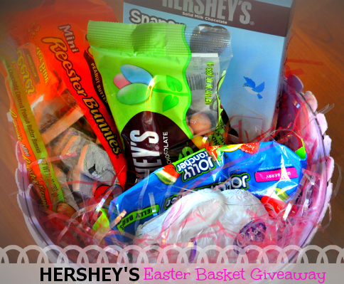 easter giveaway hershey's