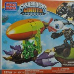 Mega Bloks® Skylanders Giants™ Zeppelin Air Ship Assault – Giveaway