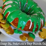 Easy St. Patrick's Day Bundt Cake Recipe