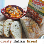Velveeta Dinner Kits & Italian Crusty Bread Recipe