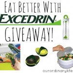 National Nutrition Month – Excedrin® Migraine – Giveaway
