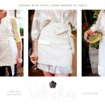 Mother's Day Gift Idea – Aprons With Style, From Garden To Table