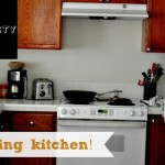 Zesting Up My Kitchen – Before #GetZesty