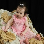 Adorable Ruffles & Lace –  Baby Bella Maya