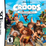DreamWorks Animation's The Croods: Prehistoric Party! – Nintendo DS