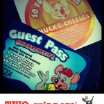 "Chuck E. Cheese's Launches First Mobile App: ""Say Cheese!""‏ – #SayCheese Giveaway!"