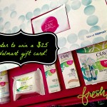 Olay Fresh Effects – $25 WalMart Gift Card Giveaway